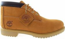 TIMBERLAND 50061 MEN'S WHEAT NUBUCK CHUKKA WATERPROOF BOOTS