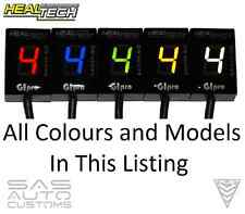 Healtech GIpro DS-TYPE Gear Position Indicator GPDS- TRIUMPH MODELS ALL COLOURS