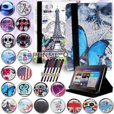 Folio Stand Leather Cover Case For PIPO M1 M6 M8 M9 MAX Model Tablets + STYLUS