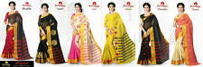 Indian Wear New Desiner Saree Fabric Pure Cotten Wedding,Party Wear Saree Blouse
