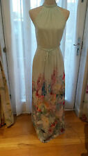 ted baker ellore maxi dress size 10  no offers