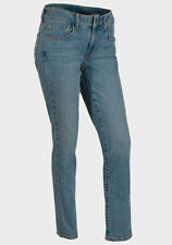 Ladies Womens Size 4 UK American Eagle Blue Stonewash Jeans Denim Trousers