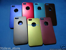Imported Designer Metal Fusion Series Case , Cover for Apple Iphone 5 ,5G ,5S