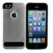 NEW Premium Motomo Cases Slim Fit Hard TPU Back Case Cover For Apple iPhone 5/5s