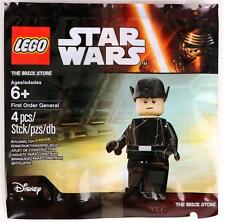 LEGO STAR WARS - FIRST ORDER GENERAL POLYBAG FIGURE + FREE GIFT - FAST - NEW