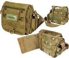 VIPER UNISEX SPECIAL OPS POUCH MOLLE POLICE SECURITY SHOULDER BAG 5.4LTR COYOTE