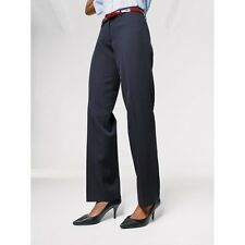 Premier PR530 Ladies Polyester Trousers, Casual, Office, Smart, Flattering Fit