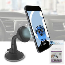 Magnetic Cradle-less Suction Holder Mount For Motorola XT317 Spice Key