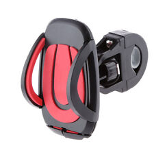 Universal Motorcycle Clip Mount Cradle Stand Holder for Mobile Phone GPS