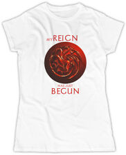 Game of Thrones T Shirt Winter Has Come My Reign Womens Tshirt