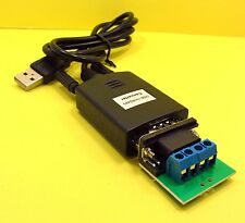 USB to RS485 Comunication Cable 485 MAX485 Converter Adapter PLC Camera Control