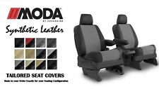 Coverking Synthetic Leather Front Seat Covers for Ford Edge SUV in Leatherette