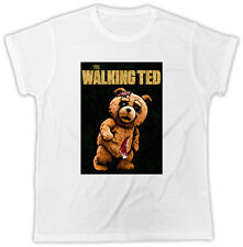 The Walking Dead T-Shirt Ted Teddy Daryl TV Movies Ideal Gift Unisex Tshirt