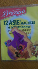"MAGNETS BROSSARD ""ASIE"""