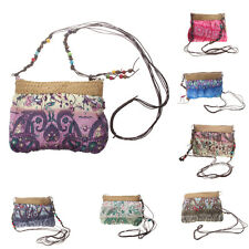 Women Tote Messenger Cross Body Handbag Ladies Boho Hobo Bag Shoulder Bag Purse