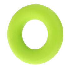 Hand Strength Finger Grip Muscle Power Training Silicone Ring Exerciser