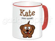 Personalised Gift Cute Dog Puppy Mug Cup Animal Pet Lover Funny Novelty Present