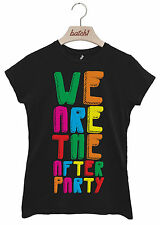 BATCH1 WE ARE THE AFTER PARTY SUMMER MUSIC FESTIVAL WOMENS GIG TOUR T-SHIRT