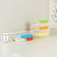 Lunch Box Food Container Picnic Storage Portable Bento Microwave Bowl Spoon PICK