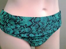 Marks & Spencers Mix and match hipster briefs Green