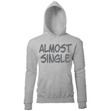 ALMOST SINGLE WOMENS PRINTED HOODIE