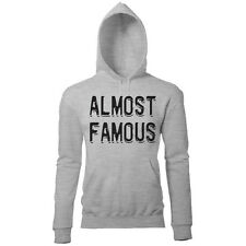 ALMOST FAMOUS MENS CELEBRITY FAME PRINTED HOODIE