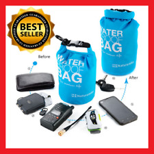 Waterproof Drybag Dry Bag 2L 5L Carrier Pouch Outdoor Camping Sports Hiking Bag