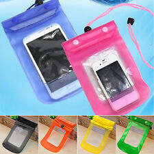 Waterproof Handphone Pouch Mobile Sling Cover Bag Smartphone Swimming Outdoor