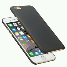 """0.3mm ultra thin black matte finish back case cover iPhone 6 / 6s (4.7"""")"""