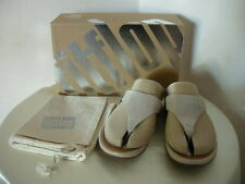 Authentic FitFlop Banda Opul Stone Women's Sandals Size 7