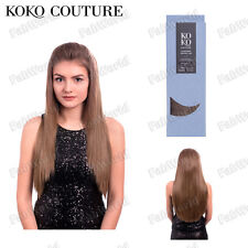 """KoKo Couture 24"""" Synthetic Straight Half Head Wig –Kendall"""