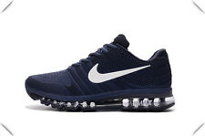 NIKE AIR MAX 2017 ALL SIZE MEN TRAINING RUNNING SHOES Hot/Blue