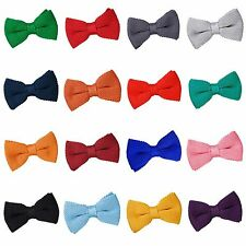 Men's Knitted Pre-Tied Polyester Bow Tie - Evening Work Special Occasions DQT