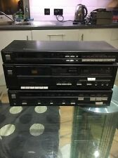 Vintage Technics Separates.tape. Radio Integrated Amp St-z450 Rs-ds250 Su-z150