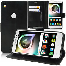 """Etui Housse Coque Portefeuille Support Video Alcatel One Touch Shine Lite 5.0"""""""