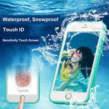 Waterproof Shockproof Hybrid Rubber TPU Phone Case Cover For iPhone 6 6S Plus 6