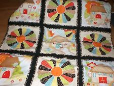 HAND MADE BABY QUILTS/ THROWS