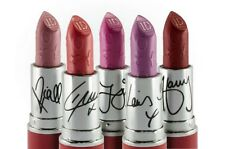 MUA One Direction 1D Lipstick Harry Zayn Liam Niall And Louis New