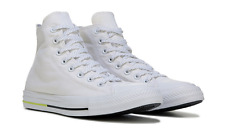CONVERSE Chuck Taylor All Star Shield Canvas High Top Sneaker White reflect