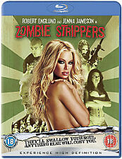 Zombie Strippers (Blu-ray) Jenna Jameson Robert Englund (LOT81)