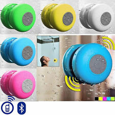 Portable Waterproof Speakers & Suction Cup For Sony Reader PRS-T1 eReader