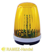 LED Luz Intermitente Lámpara Intermitente Lámpara de señal amarillo para