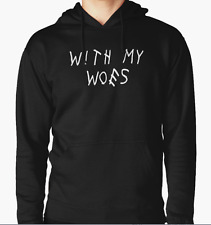 """WITH MY WOES SHIRT DRAKE / OVO INSPIRED Unisex Hoodie """"Best Quality"""""""