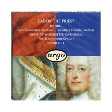 Handel - Zadok the Priest Hill, David und Georg Friedrich Händel: