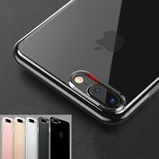 Luxury Ultra thin Slim Crystal Clear Case Silicone Soft Cover For Appl