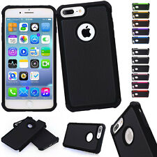 Shockproof Rubber Hybrid Hard Shell Case Slim Cover For Apple iPhone 6