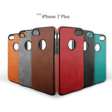 Luxury Leather Ultra Thin TPU Shockproof Case Cover For Apple iPhone 7