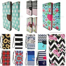 Luxury Wallet Case Stand Flip Leather Cover For Samsung Galaxy Models