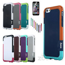 Slim Hard TPU Rugged Armor ShockProof Protective Cover For Apple iPhon