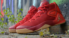 Nike Air Jordan Melo M12 Mens Shoes Trainers Basketball Trainers Retro Rot